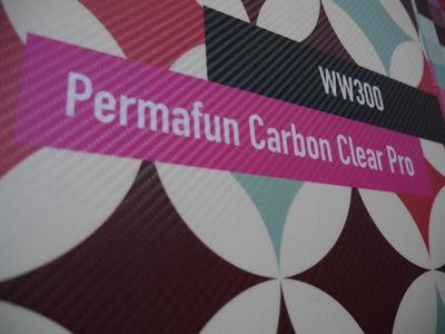 Slika Mactac Permafun CarbonClear Pro