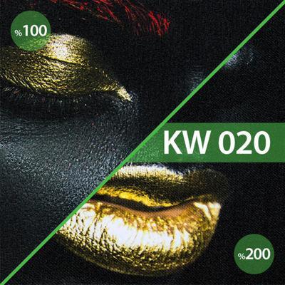 Slika Soletex tekstil za sublimacijski tisk KW-020
