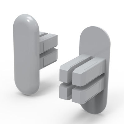 Slika Sign-Ware PVC zaključek za osnovni profil (36.1308.44)