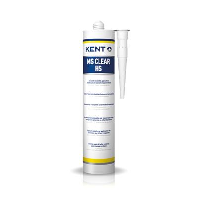 Slika Kent MS Clear HS lepilno tesnilna masa