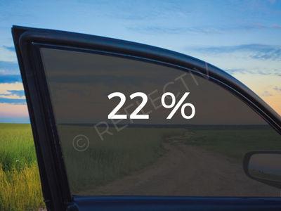 Slika Réflectiv 20% Light Tinted Film  AUTC20