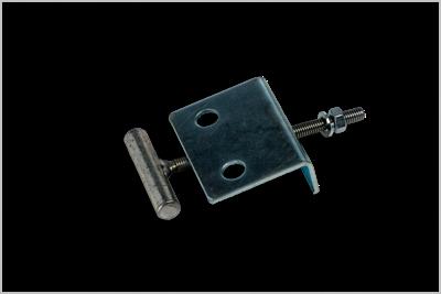 Slika SIGNax alFM stenski nosilec z navojem