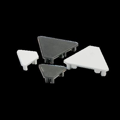 Slika Alusign Indoor PVC zaključek za namizni napis