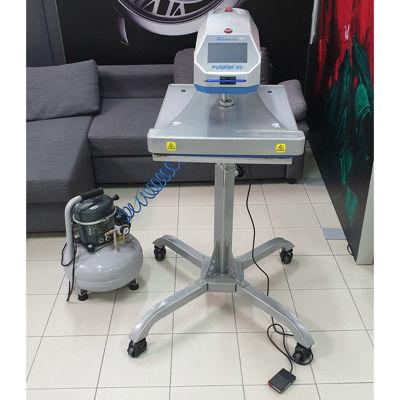 Slika STAHLS HOTRONIX AIR FUSION  IQ 40x50cm TABLE TOP/ preša + noge(stalak)